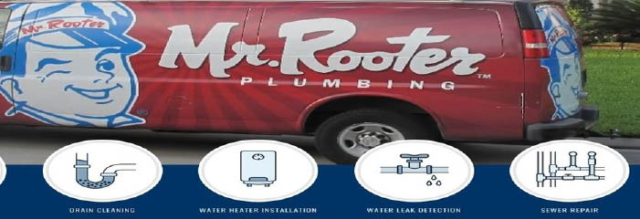 Mr Rooter Plumbing just some of our serivces