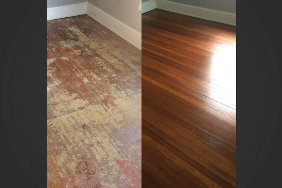 Wood Floor Refinishing Colorado Springs