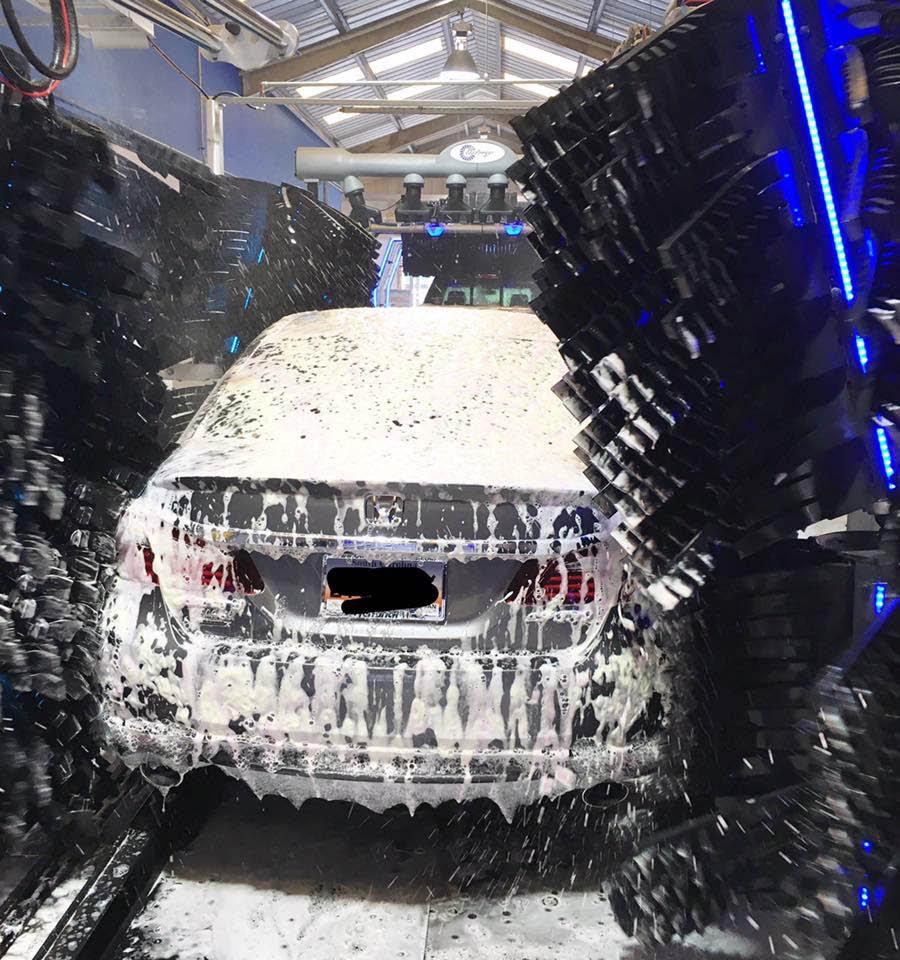 Cheap Soft form car wash service near Drum Island