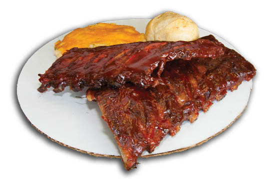 Get ribs and bbq chicken near Wheeling and Vernon Hills