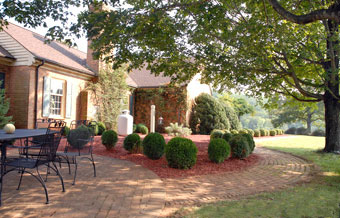 The Mulch Center offers a variety of mulch for unique landscape purposes