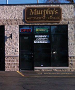 Murphy's Automotive Services Excels At Auto Repair.