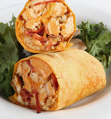 Wraps and other healthy food near Millard