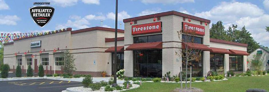 Muskego Firestone Tires Auto Service WI Banner