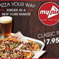 New York pizza and craft beer near La Vista