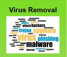 Computer virus removal in Richardson, TX