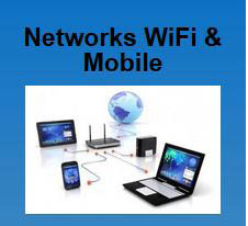 Collin county computer services; WiFi and network set up