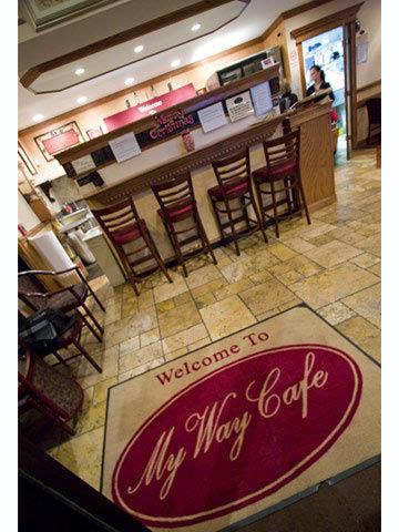 My Way Ristorante interior restaurant