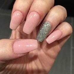 SNS Nails- No odor, no liquid, no primer and no UV light