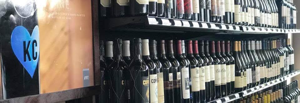 Nall Valley Wine & Spirits Banner Image