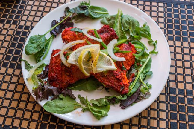 Indian restaurant near Brooklyn Heights