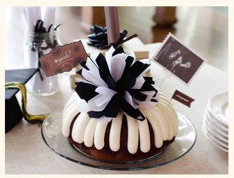 Happy 'Bundt' Day Cakes