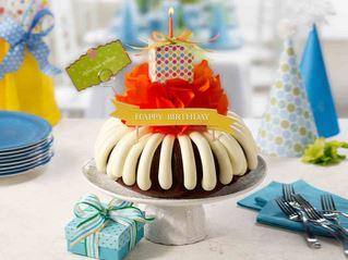 Birthday cake near Northbrook