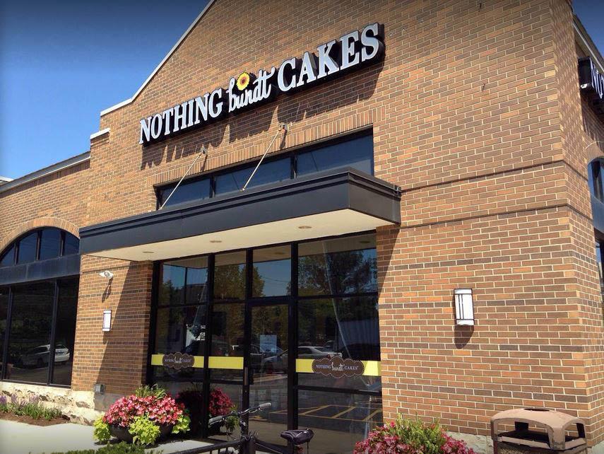 Nothing Bundt Cakes exterior bakery
