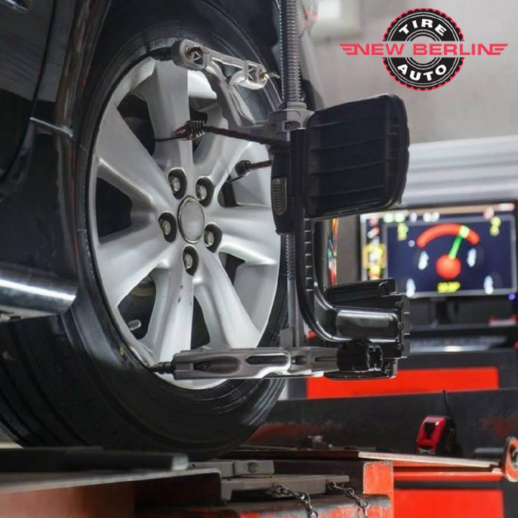 New Berlin Tire and Auto Wheel Alignment