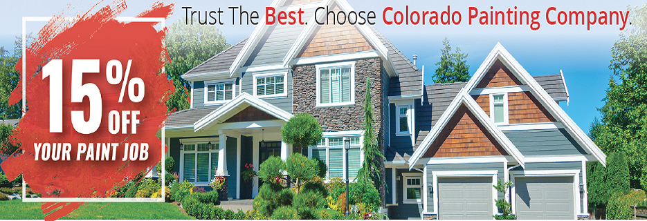 20 percent off paint job in nevada Colorado Painting Company