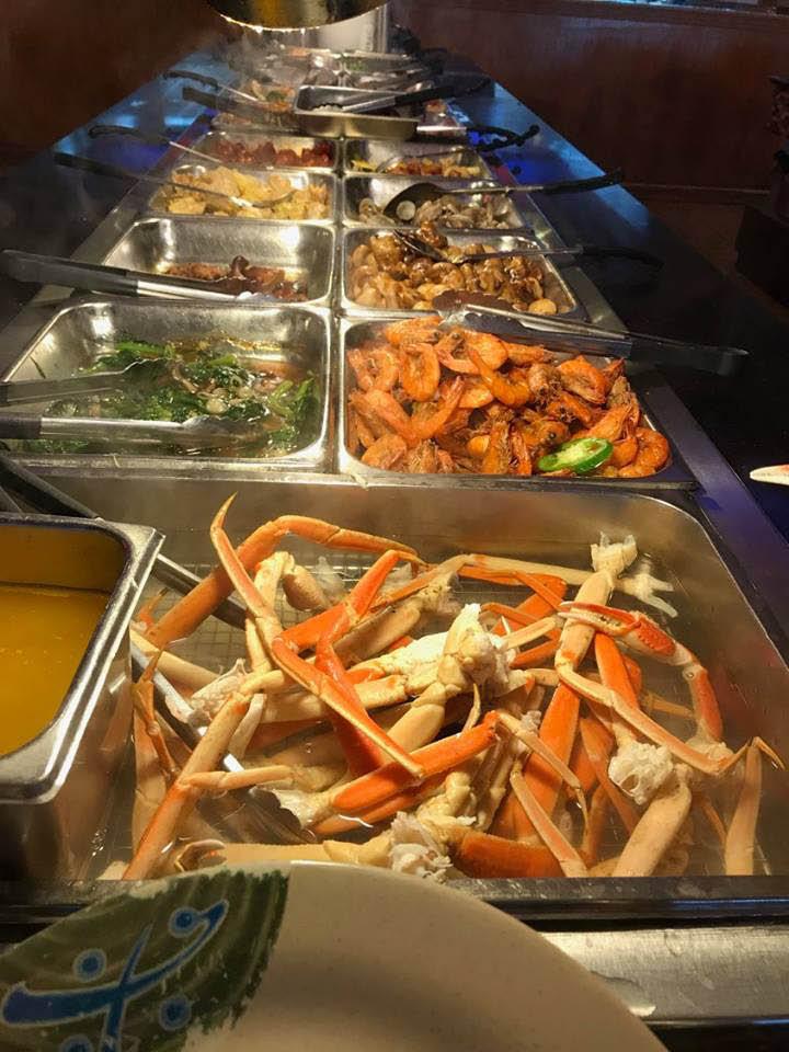 gourmet seafood buffet near Gardnertown, NY