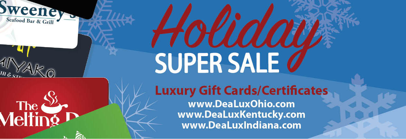 Gift Cards, Gift Certificate, Restaurants, Dining, Luxury, Savings, Shopping, Retail, Professional
