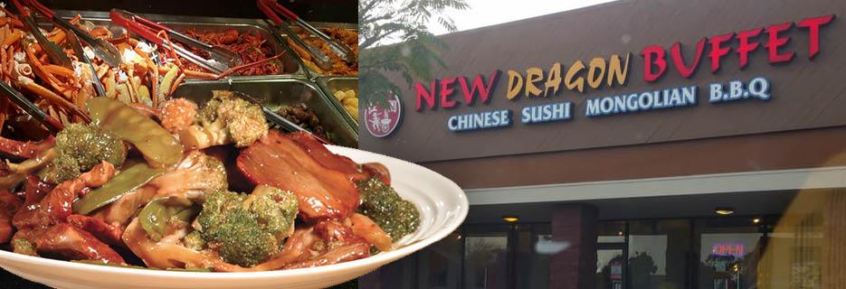 New Dragon Buffet in San Leandro