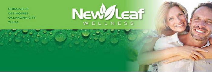 New Leaf Wellness in Tulsa, OK Banner ad