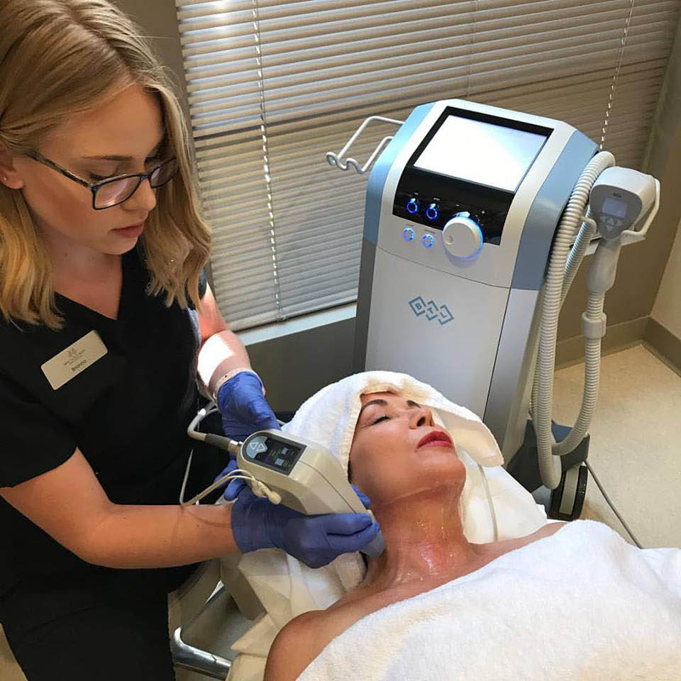 laser facial rejuvenation orange county ca exilis skin treatment irvine ca exilis fat removal irvine ca