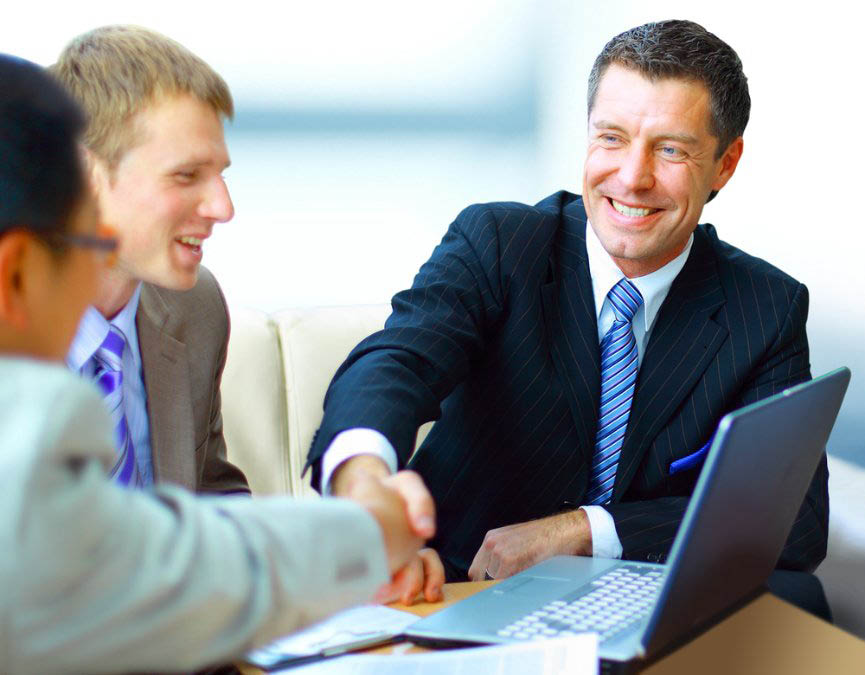 Business counseling for better small business management