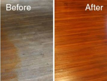 Let's us breathe new life into your hardwood flooring.