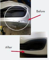 Nick 'n Chips cosmetic paint repairs toledo ohio automotive