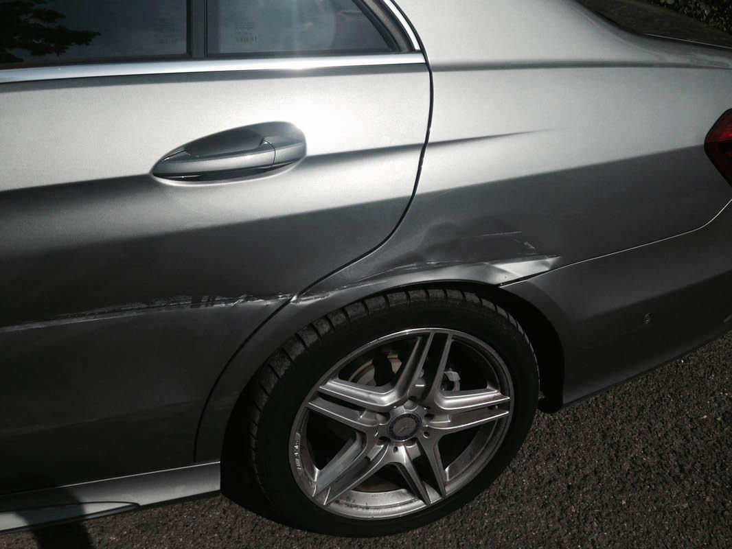 Nick 'n Chips cosmetic paint repairs toledo ohio auto