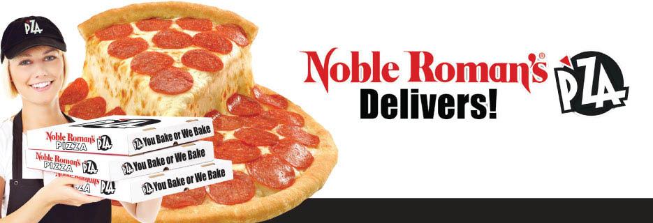 Noble Roman's Take-N-Bake