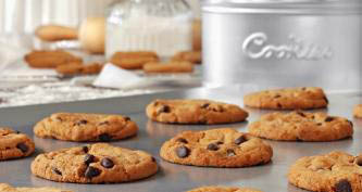 Buy gluten free cookies or make them with our mixes