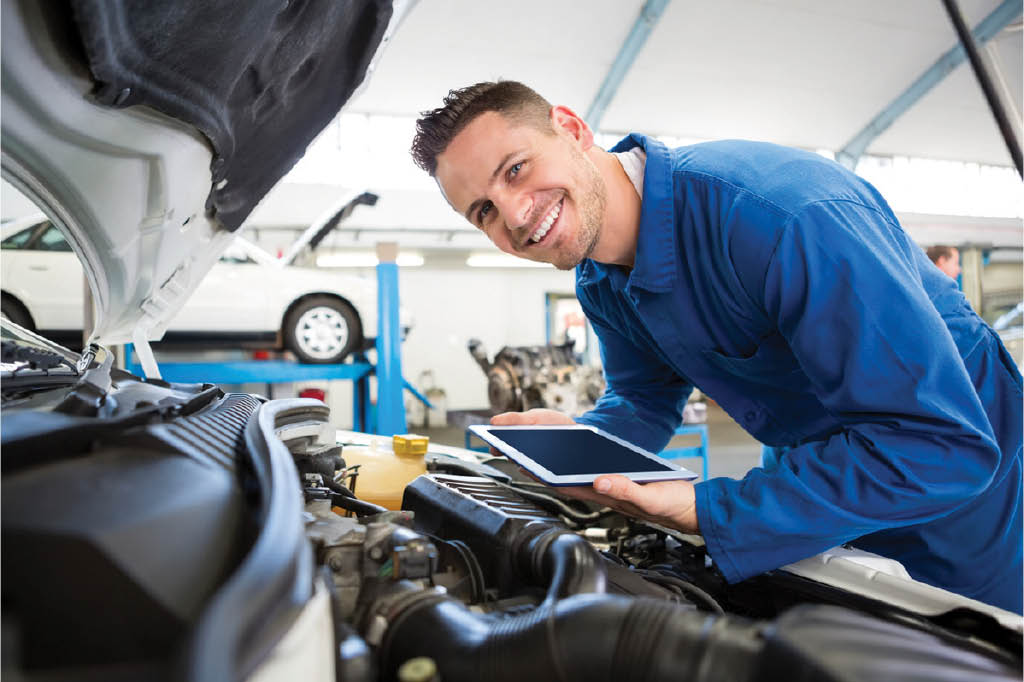 Northside Chevrolet San Antonio Service Tech