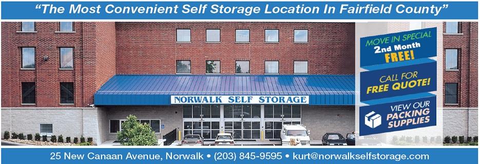 Self Storage of Branford, CT banner