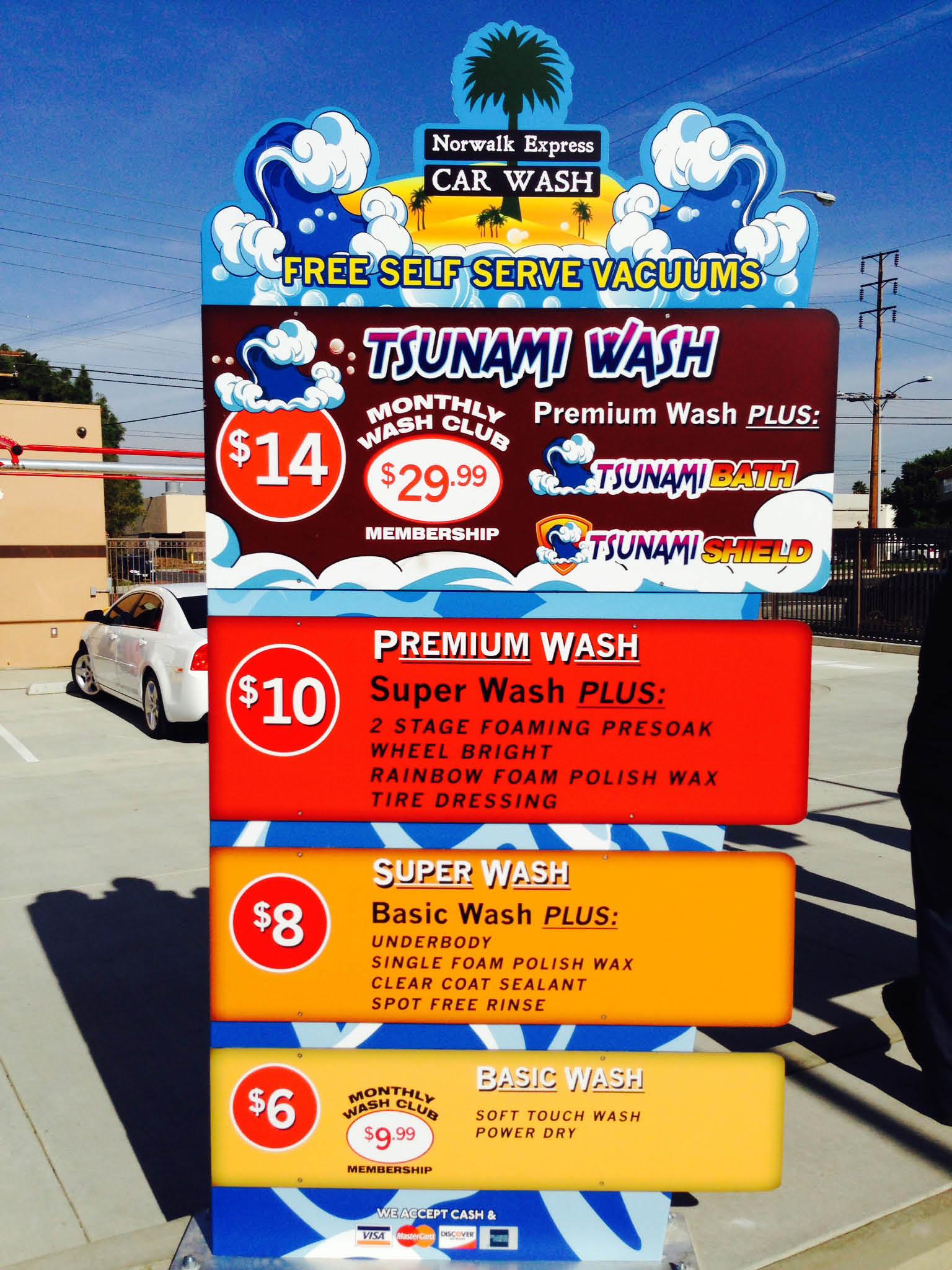 Express Car Wash Express Car Wash Coupons