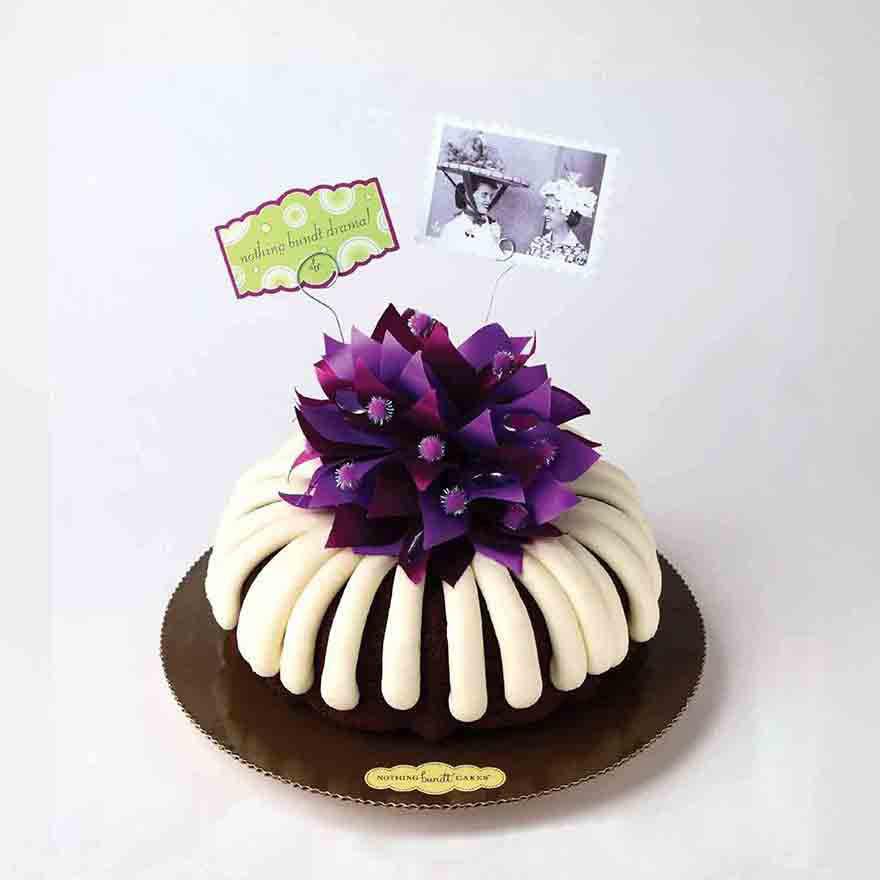 nothing-bundt-cakes-drama-themed-cake