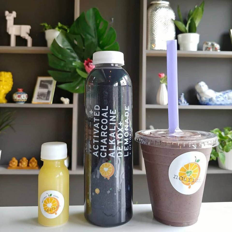juice cleanse; organic; cold-pressed vegetable juices; weight loss in Houston