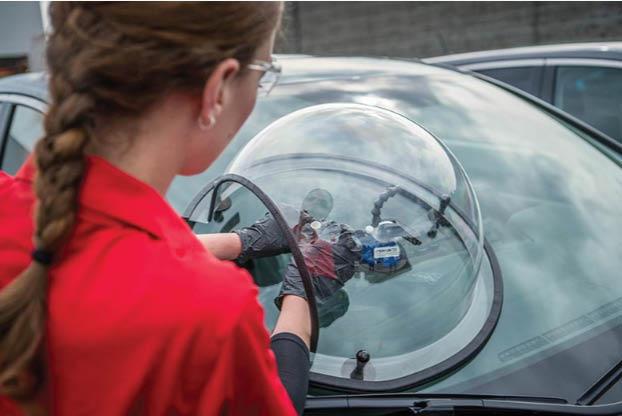 auto glass repair tucson
