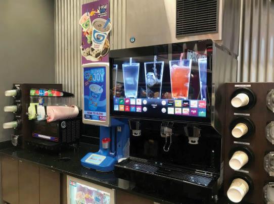 now mart gas & groceries new hope, minnesota freal milkshake