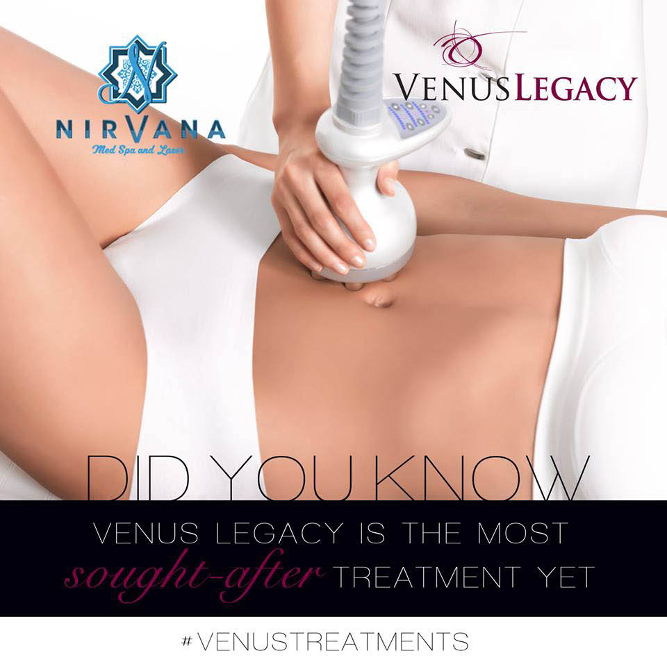Venus legacy - features cutting-edge VariPulse™ technology.