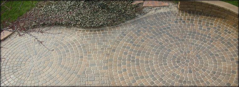 Outdoor tile restoration