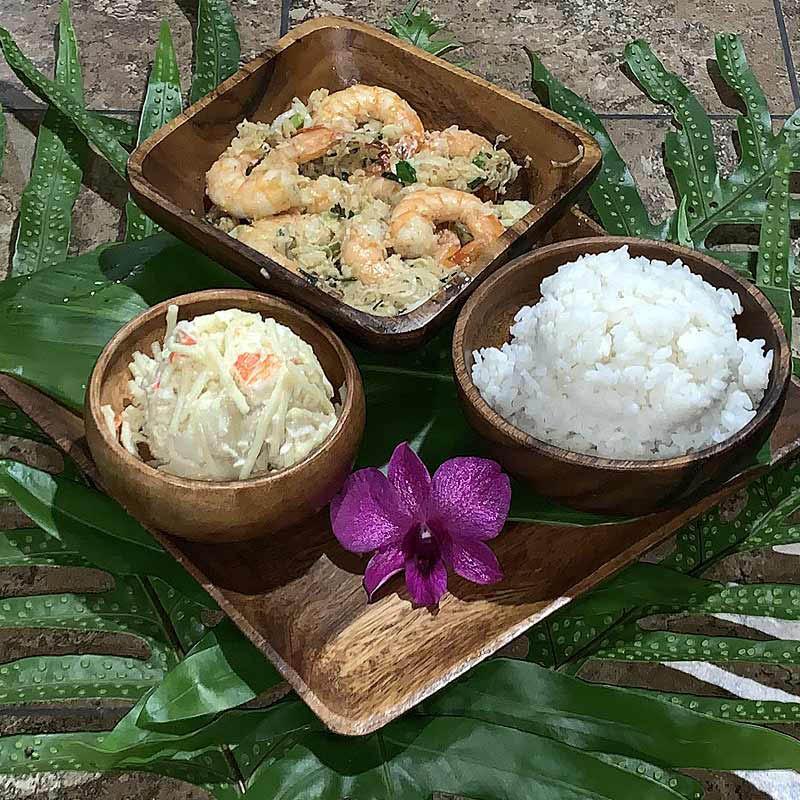 oahu grill hawaiian food