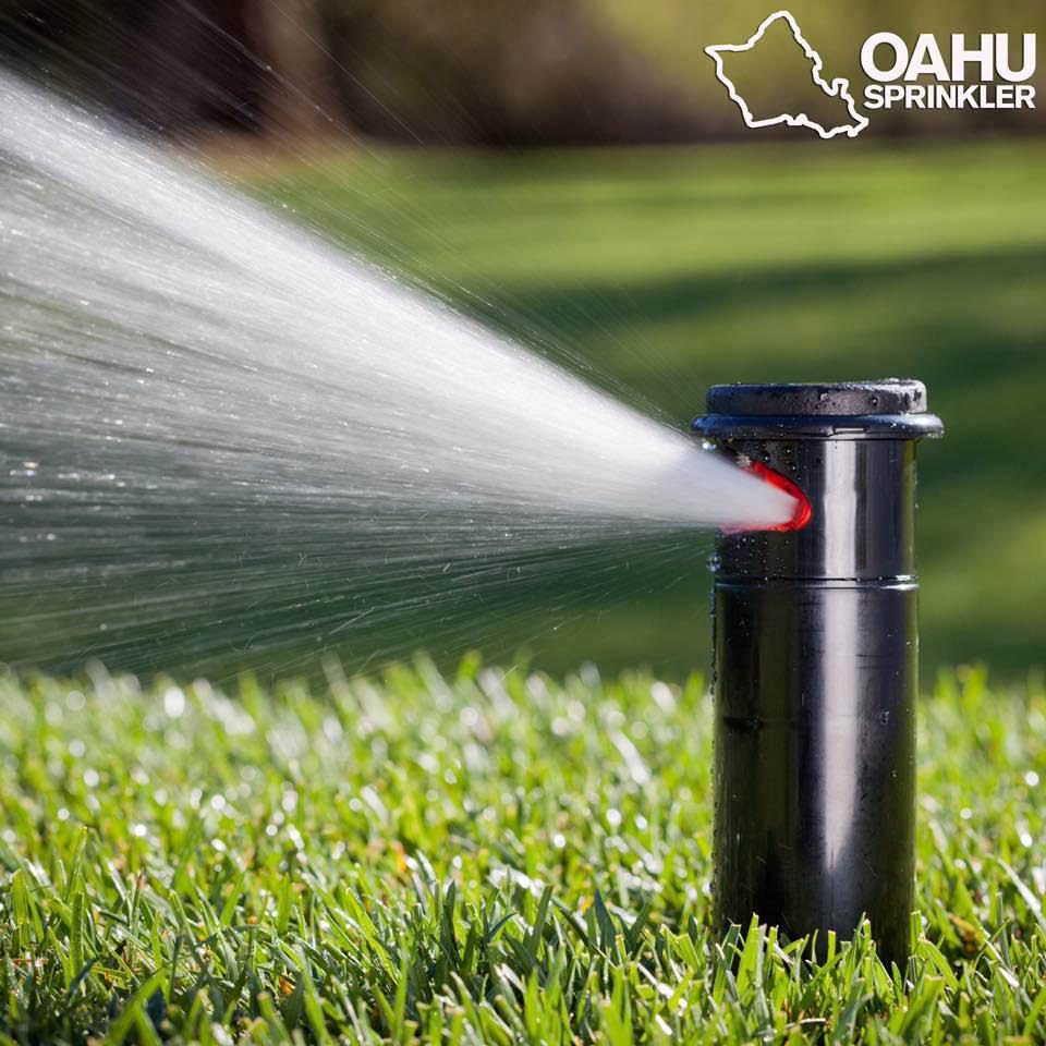 Sprinkler repair near Kailua