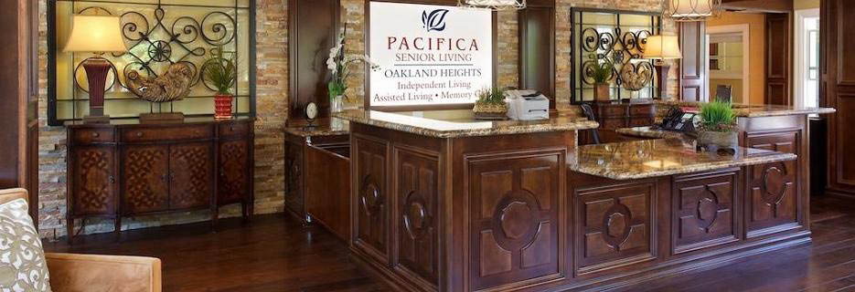 Pacifica Oakland Heights in Oakland, CA banner ad