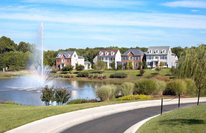 oak creek club homes in pg county maryland