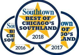 Oakfest's Fireworksis ranked Best Fest in trhe Daily Southtown's annual ranking.
