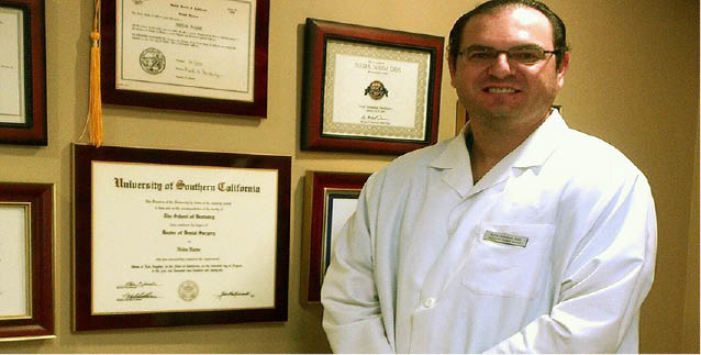 Dr. Konviser will help your smile stay healthy in Marina Del Rey