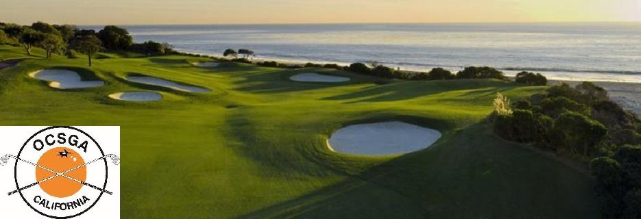 Orange County Senior Golf Association logo golf discount near me