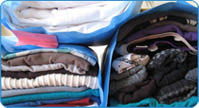 Fluff & Fold, Tailoring, Drapery Cleaning, Carpet & Rug Cleaning, Comforters & Alterations.