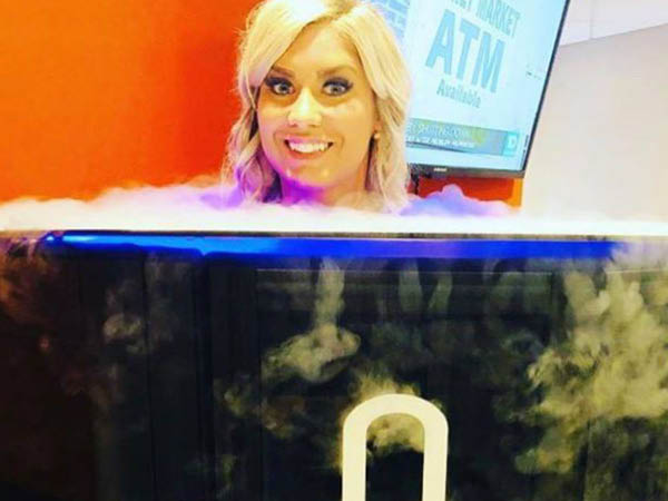 Ohio Cryo for quick sports recovery