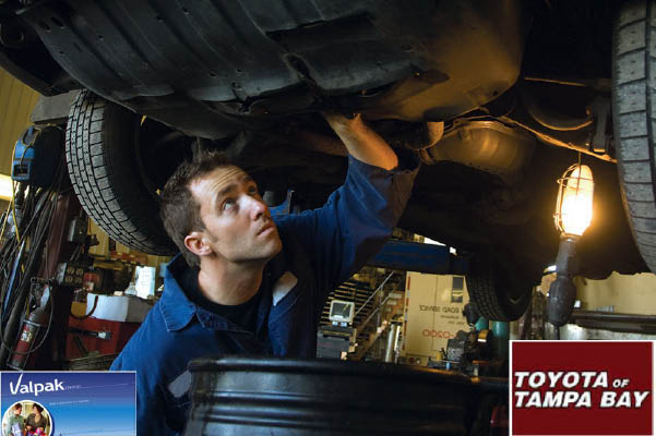 local oil change toyota of tampa bay florida
